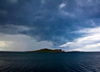 Storm Over Howth
